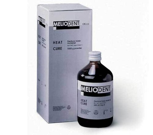 Meliodent Heat Cure